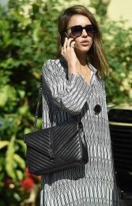 Jessica-Alba-Saint-Laurent-College-Bag-AList-Celebrity-Style-BLOG