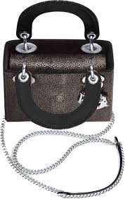 Mini-Lady-Dior-With-Chain-In-Galuchat2