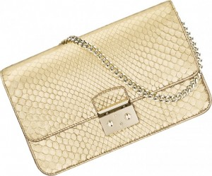 Miss-Dior-Golden-Metal-Python-Promenade-Pouch-with-Chain